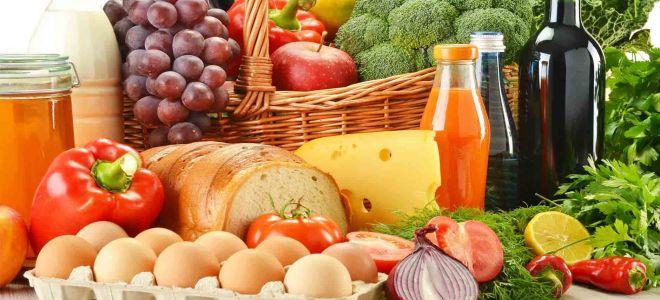 Усвояемость пищевых продуктов